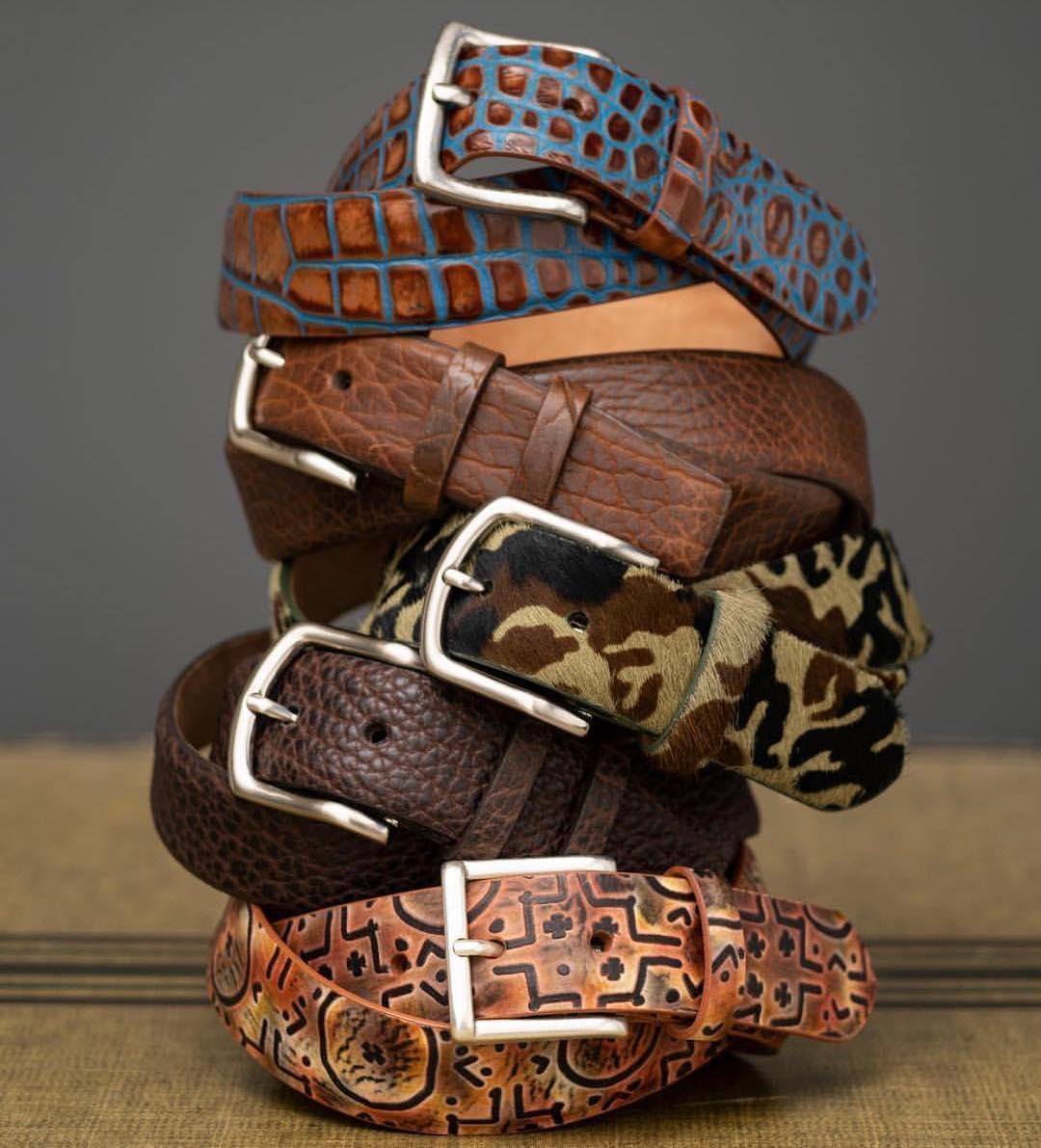 Men's Belts Lubbock